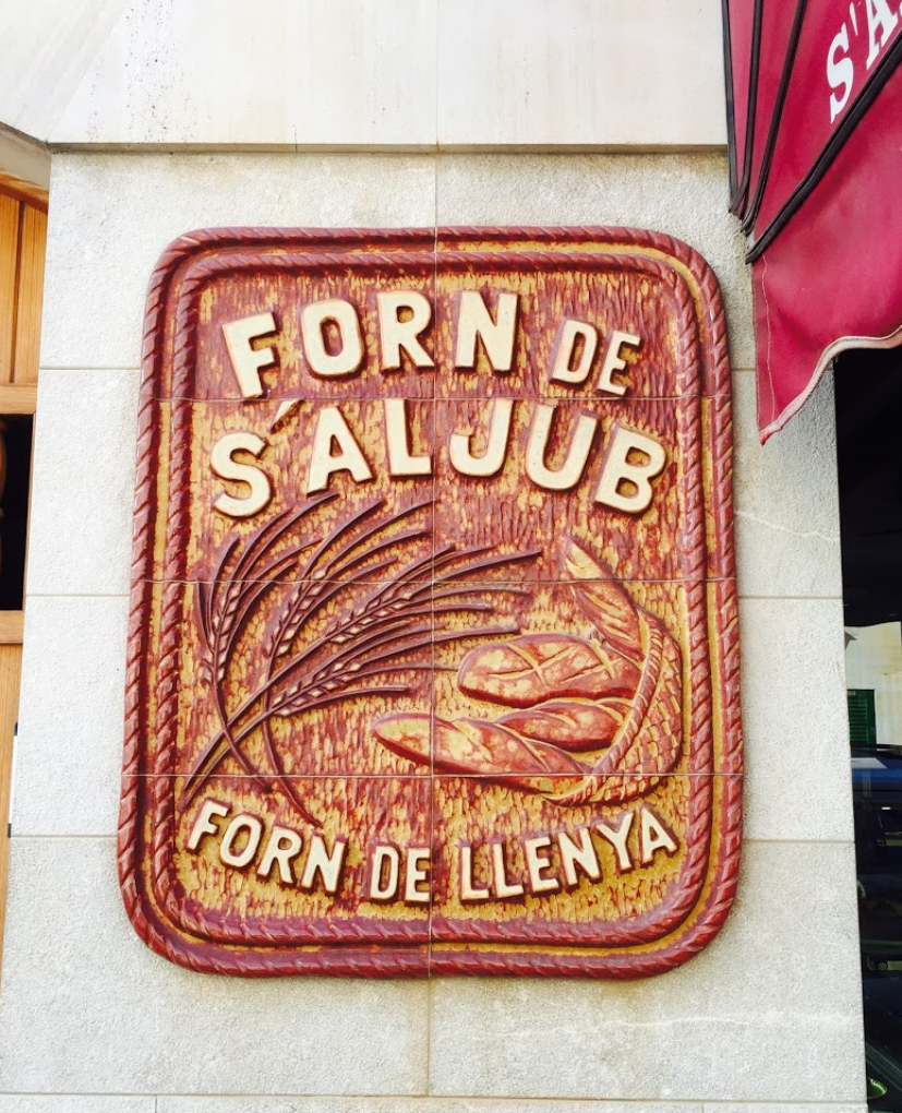 Horno de pan s'Aljub de Santanyí